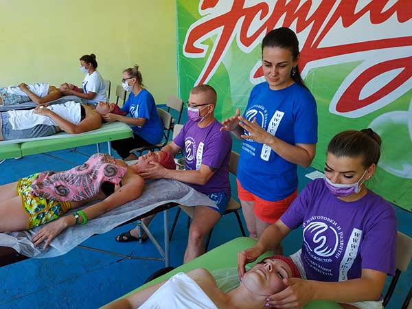 Anti-age massage. Комплексное мануальное омоложение лица
