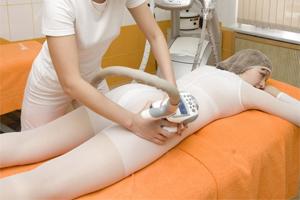 LPG вакуумно-роликовый массаж по телу