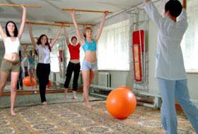 Лечебная физкультура (ЛФК)