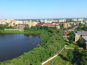 Жуковский-Раменское