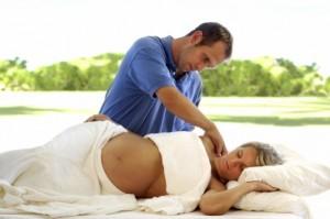 Массаж и СПА техники при беременности